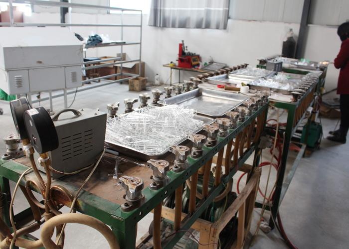 quartz glass IR heating tube