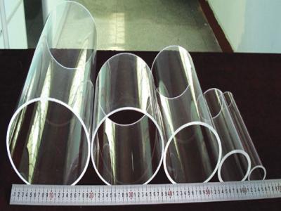 High Temperature Resistant Quartz Glass Tube